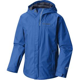 Columbia Watertight Jacket Boys Super Blue